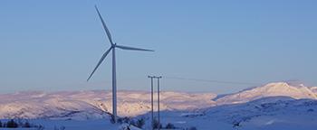 Nygårdsfjellet wind