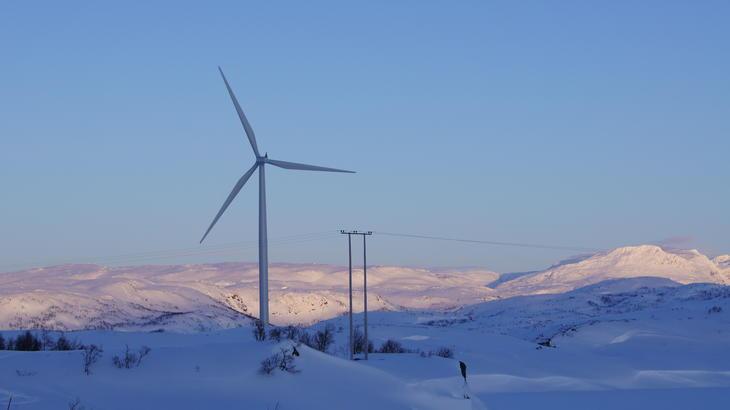 Nygårdsfjellet wind farm