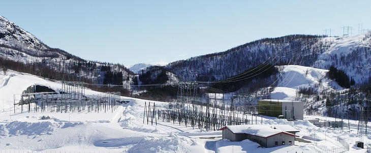 Kvanndal transformer station